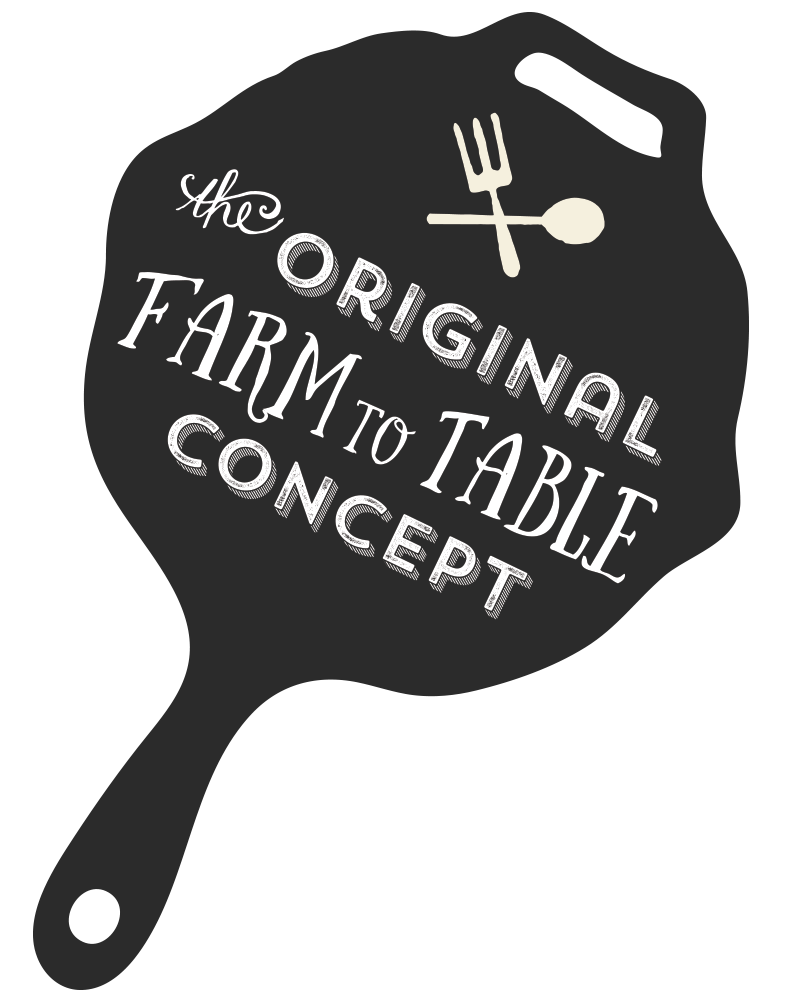the original fram to table concept.